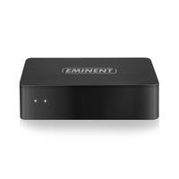 Eminent EM7415 Wi-Fi Nero streamer audio digitale