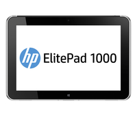 HP ElitePad 1000 G2 128GB 3G 4G Argento tablet