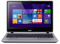"Acer Aspire V3-111P-C0T9 1.83GHz N2930 11.6"" 1366 x 768Pixel Touch screen Nero, Argento Computer portatile"
