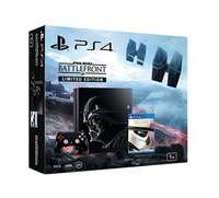 Sony Star Wars Battlefront Limited Edition PS4 bundle 1000GB Wi-Fi Nero