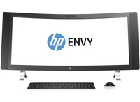 "HP ENVY 34-a090ng 2.8GHz i7-6700T 34"" 3440 x 1440Pixel Perlato, Bianco PC All-in-one"
