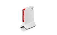 AVM FRITZ!Box 6820 LTE Gigabit Ethernet 3G 4G Rosso, Bianco router wireless