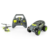 Air Hogs Shadow Launcher - Elicottero Jeep Radiocomandato