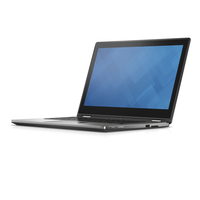 "DELL Inspiron 13 2.5GHz i7-6500U 13.3"" 1920 x 1080Pixel Touch screen Nero Ibrido (2 in 1)"