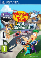 Sony Phineas and Ferb: Day of Doofenshmirtz, PlayStation Vita Basic PlayStation Vita Inglese videogioco