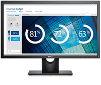 "DELL E Series E2416H 24"" Full HD TN Opaco Nero monitor piatto per PC LED display"