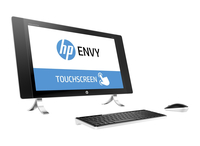 "HP ENVY 27-p000nf 2.7GHz i5-6400 27"" 2560 x 1440Pixel Perlato, Bianco PC All-in-one"