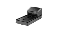 Brother PDS-6000F Flatbed & ADF scanner 600 x 600DPI A4 Nero scanner