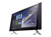 "HP ENVY 27-p001nf 2.8GHz i7-6700T 27"" 1920 x 1080Pixel Touch screen Perlato, Bianco PC All-in-one"