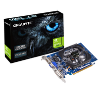 Gigabyte GeForce GT 730 2GB GeForce GT 730 2GB GDDR3