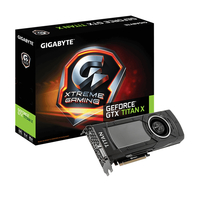 Gigabyte GV-NTITANXXTREME-12G GeForce GTX TITAN X 12GB GDDR5 scheda video