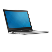 "DELL Inspiron 13 1.7GHz i5-4210U 13.3"" Touch screen Nero, Argento Ibrido (2 in 1)"