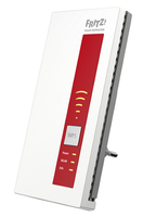 AVM FRITZ!WLAN Repeater 1160 Network repeater Rosso, Bianco