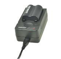 Duracell DRP5850 Indoor battery charger Black battery charger
