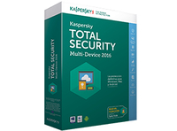 Kaspersky Lab Total Security Multi-Device 2016 5utente(i) 1anno/i ESP