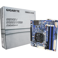 Gigabyte MB10-DS0 (rev. 1.0) BGA 1667 Mini ITX server/workstation motherboard