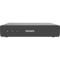 Philips DSR3131H Ethernet (RJ-45),Satellite Full HD Nero set-top box TV