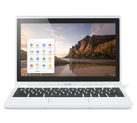 "Acer C720P 1.4GHz 2957U 11.6"" 1366 x 768Pixel Touch screen Bianco Chromebook"