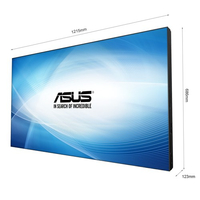 "ASUS ST558 Digital signage flat panel 55"" LCD Full HD signage display"