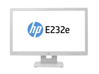"HP EliteDisplay E232e 23"" Full HD IPS Grigio monitor piatto per PC"