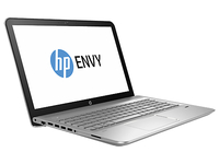 "HP ENVY 15-ae008tx 2.4GHz i7-5500U 15.6"" 1920 x 1080Pixel Touch screen Argento Computer portatile"