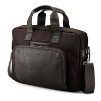 "HP Elite Top Load Herringbone Nylon Case 14"" Valigetta ventiquattrore Marrone"