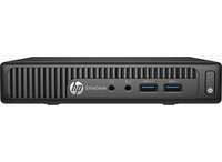 HP EliteDesk 705 Mini G2 1.6GHz A6-8500B Nero Mini PC