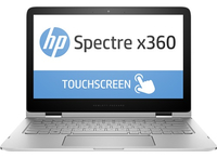 "HP Spectre x360 13-4130nf 2.3GHz i5-6200U 13.3"" 1920 x 1080Pixel Touch screen Argento Ibrido (2 in 1)"