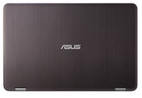 "ASUS VivoBook Flip TP501UB-DN010T-BE 2.5GHz i7-6500U 15.6"" 1920 x 1080Pixel Touch screen Antracite, Argento Ibrido (2 in 1)"