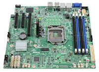 Intel DBS1200SPS Intel C232 Micro ATX server/workstation motherboard