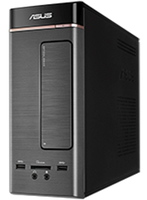 ASUS VivoPC K20CD-NL005T 3.7GHz i3-6100 Argento PC
