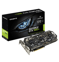 Gigabyte GV-N98TWF3-6GD GeForce GTX 980 Ti 6GB GDDR5 scheda video