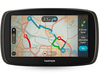 "TomTom GO 61 WORLD Fisso 6"" Touch screen 300g Nero navigatore"