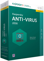 Kaspersky Lab Anti-Virus 2016 Full license 1anno/i Tedesca