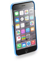 CUSTODIA PER APPLE IPHONE 6/6S RIGIDA SATIN CELLULAR LINE SATINIPH647B BLUE
