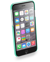 CUSTODIA PER APPLE IPHONE 6/6S CELLULAR LINE CLEARCOLIPH647G GREEN