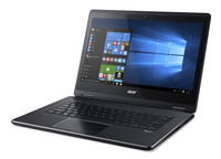 "Acer Aspire R 14 R5-471T-50YX 2.3GHz i5-6200U 14"" 1920 x 1080Pixel Touch screen Nero Computer portatile"