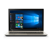 "Toshiba Satellite S55T-C5168-4K 2.6GHz I7-6700HQ 15.6"" 3840 x 2160Pixel Touch screen Metallico Computer portatile"