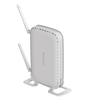 Netgear WNR614 Fast Ethernet (10/100) Supporto Power over Ethernet (PoE) Bianco