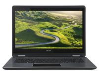 "Acer Aspire R 14 R5-471T-52EE 2.3GHz i5-6200U 14"" 1920 x 1080Pixel Touch screen Nero Ibrido (2 in 1)"