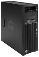 HP DWS BUNDEL Z440 tower 6Core 3.5GHz CPU, NVIDIA M2000, 32GB geheugen, 256GB PCIe SSD, 1TB HDD (T4K28ET+T7T60AT+2xJ9P82AT+LQ037AT) 3.5GHz E5-1650V3 Mini Tower Nero Stazione di lavoro