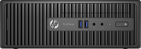 HP ProDesk 400 G3 SFF + Microsoft Office Home & Business 2016 3.7GHz i3-6100 SFF Nero PC