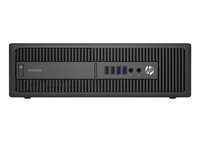 HP EliteDesk P1G46EA + M1N98AA 3.2GHz i5-6500 Nero PC
