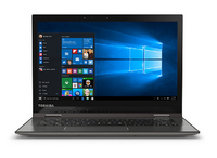 "Toshiba Satellite Radius 12 P25W-C2300-4K 2.5GHz i7-6500U 12.5"" 3840 x 2160Pixel Touch screen Carbonio, Grigio, Metallico Ibrido (2 in 1)"