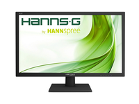 "Hannspree Hanns.G HL207DPB 20.7"" Full HD LED Opaco Nero monitor piatto per PC"