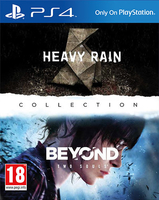 Sony The Heavy Rain & BEYOND: Two Souls Collection Collezione PlayStation 4 ITA videogioco