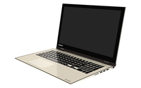 "Toshiba Satellite Radius 15 P50W-C-10P 2.3GHz i5-6200U 15.6"" 1920 x 1080Pixel Touch screen Alluminio, Oro Ibrido (2 in 1)"