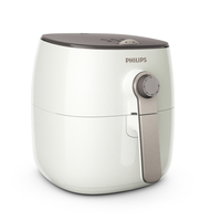 Philips Viva Collection HD9622/20 Singolo Indipendente Low fat fryer 1425W Grigio, Bianco friggitrice