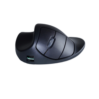R-Go Tools Hippus Handshoe Mouse piccolo sinistro wireless, LC