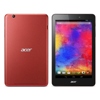 Acer Iconia B1-810-12ZU 16GB Rosso tablet